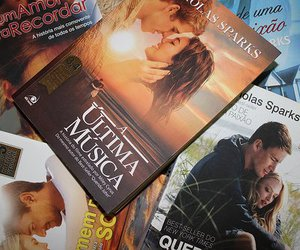 book, nicholas sparks, and the last song image
