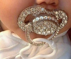 baby, luxury, and diamond image