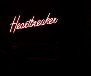 heartbreaker, red, and aesthetic image