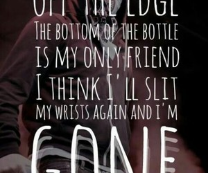 hollywood undead, bullet, and Lyrics image