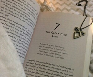 cassandra clare, book, and the infernal devices image