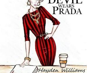 fashion, the devil wears prada, and hayden williams image