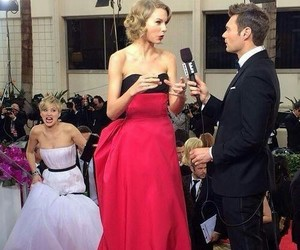 Jennifer Lawrence, Taylor Swift, and funny image