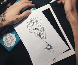 drawing and Tattoos image