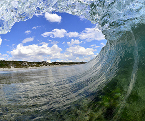 ocean and photography image