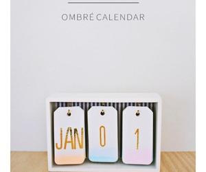 diy, calendar, and do it yourself image