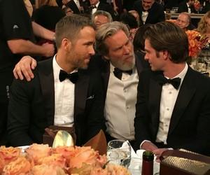 Jeff Bridges, ryan reynolds, and andrew garfield image