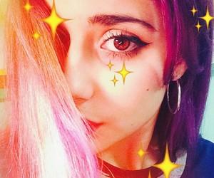 girl, stars, and tokyo image