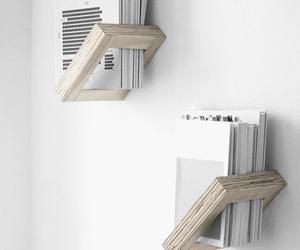 magazine, minimal, and minimalist image