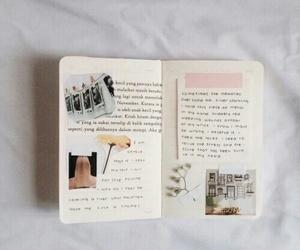 book, indie, and pastel image