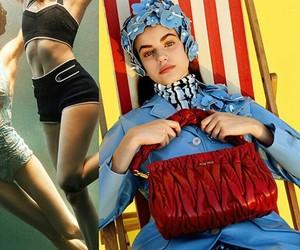 fashion, model, and sonia ben ammar image
