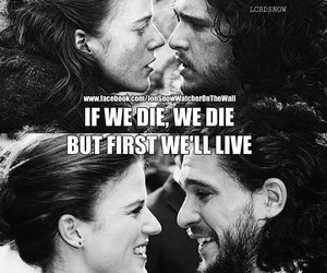 always, game of thrones, and love image