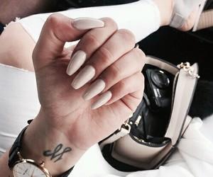 art, nails, and polish image