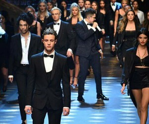 dolce gabbana, handsome, and man image