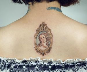 tattoo, art, and Venus image