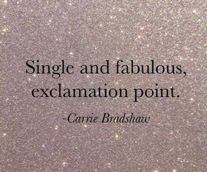 single, girls, and quotes image