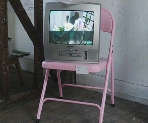 grunge, tv, and pastel image