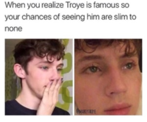 baby boy, famous, and troye sivan image