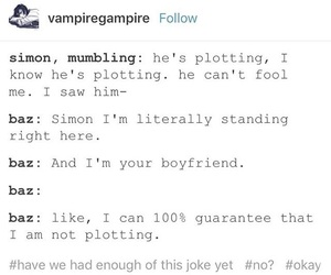 carry on, tumblr, and textpost image