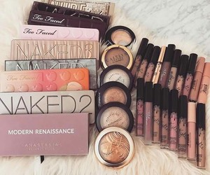 beauty, style, and makeup image