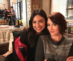 Supergirl, chyler leigh, and alex danvers image