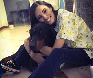 brasil, dog, and me image