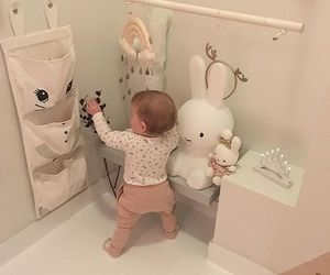 baby, nursery, and baby room image