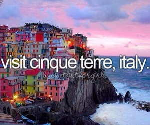 italy, travel, and bucket list image