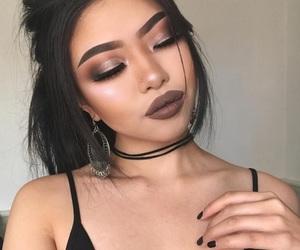 girls, makeup, and sexy image