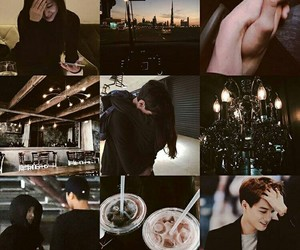exo, fx, and moodboard image