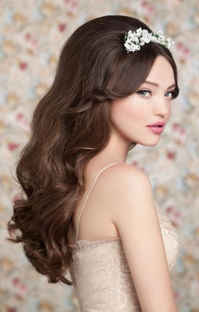 Most Beautiful Wedding Hairstyles 2012 On We Heart It