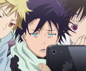 anime, noragami, and hiyori image