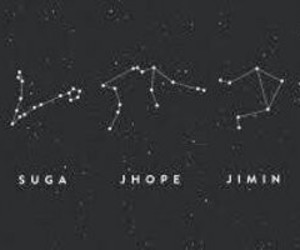 constellations and star image