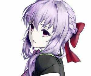 anime girl, uniform, and owari no seraph image