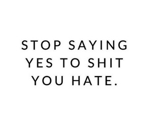 quotes, hate, and stop image