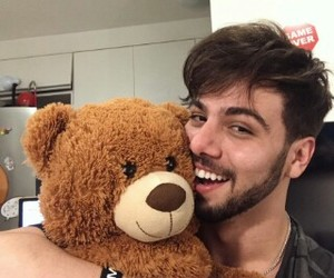 boy, bear, and t3ddy image