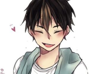 haikyuu, anime, and nishinoya yuu image