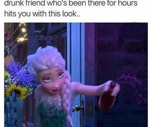 funny and elsa image