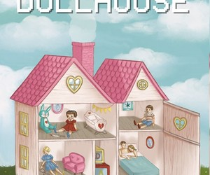cry baby, dollhouse, and wallpaper image