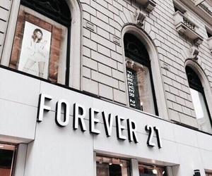 forever 21, tumblr, and shopping image