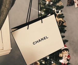 bag, chanel, and girly image