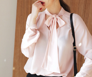 asian fashion, blouse, and fashion image
