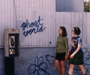 ghost world, movies, and Scarlett Johansson image
