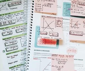 math, notes, and studyspo image