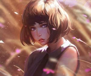 art, girl, and guweiz image
