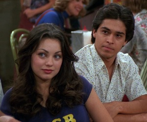fez, that '70s show, and Mila Kunis image