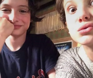stranger things, millie bobby brown, and eleven image
