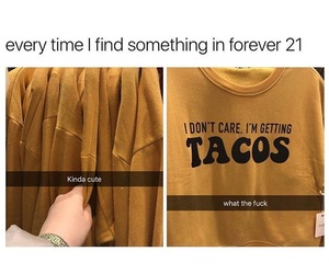 accurate, funny, and forever 21 image