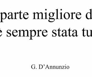 quote, love, and gabriele d'annunzio image