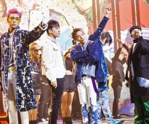 k-pop and bigbang image